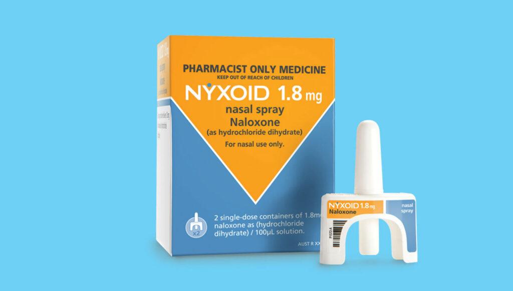 Nyxoid packaging